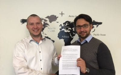Preferred supplier agreement with Oslo International Hub