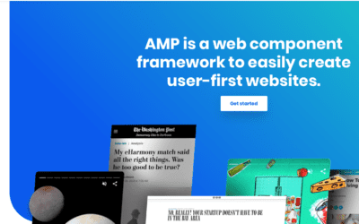 AMP, eller Google Accelerated Mobile Pages