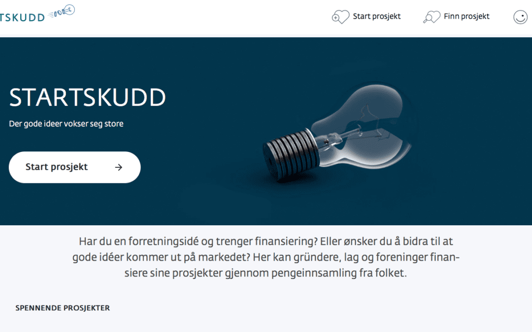 Crowdfunding Norge. Del 5.