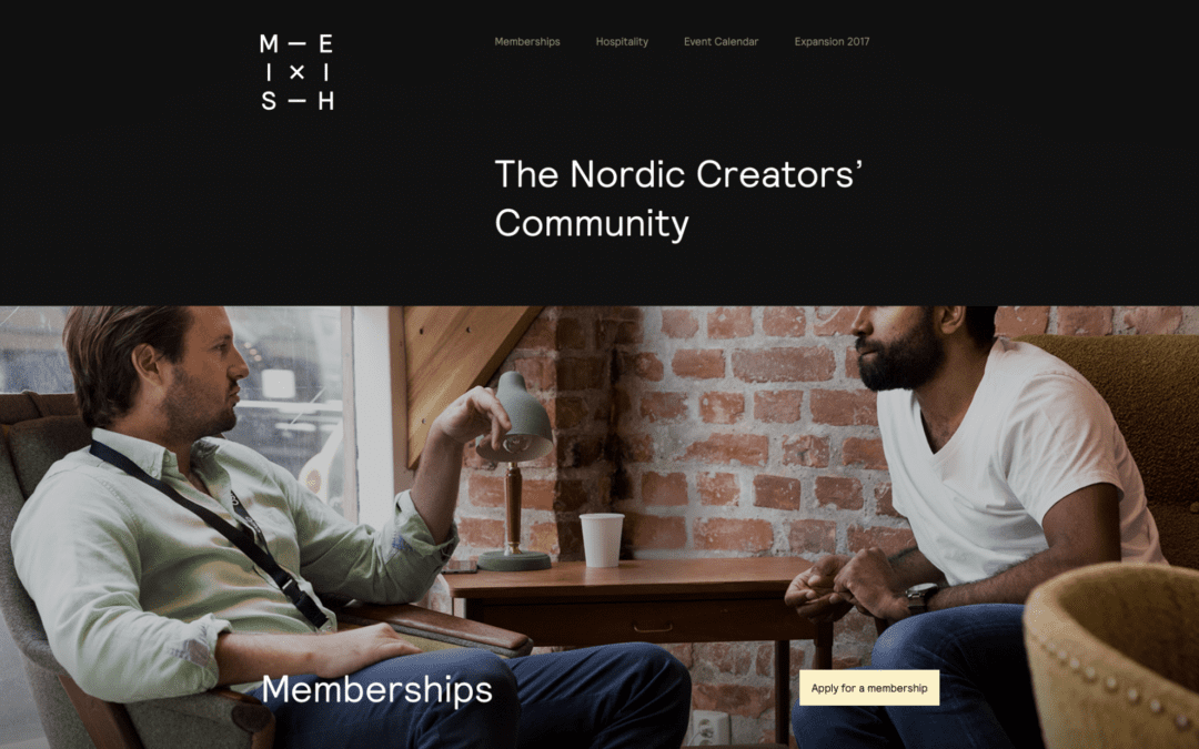 Coworking space Oslo – Mesh
