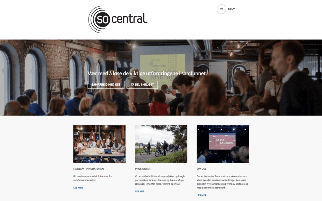Coworking space Oslo – SoCentral