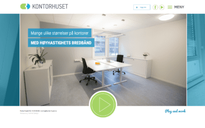 Coworking space i Asker